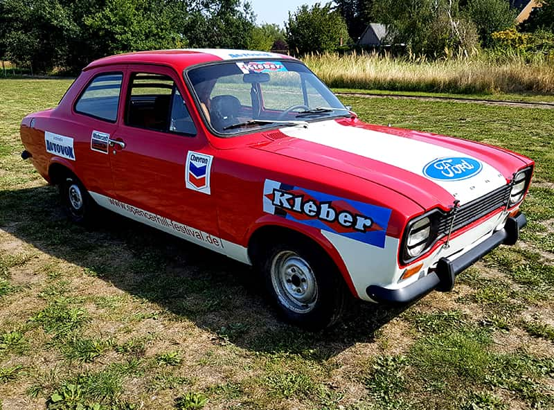 Ford Escort Mk1 - Bud Spencer