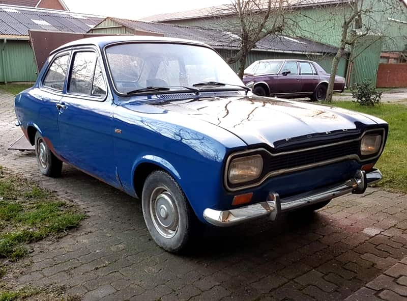Ford Escort Mk1 - Original 1972