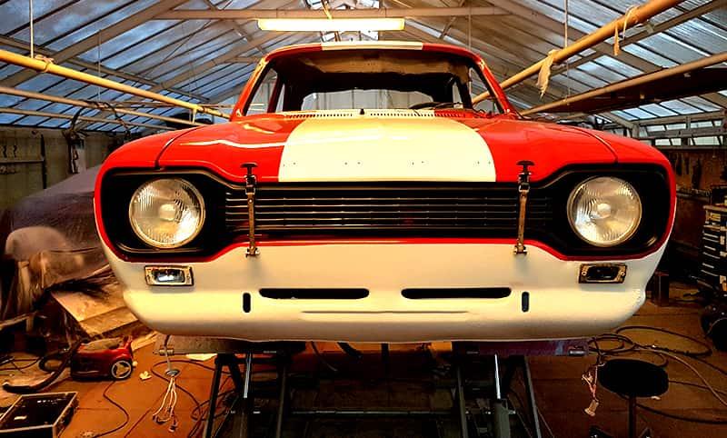 Ford Escort Mk 1 - Zwei wie Pech und Schwefel