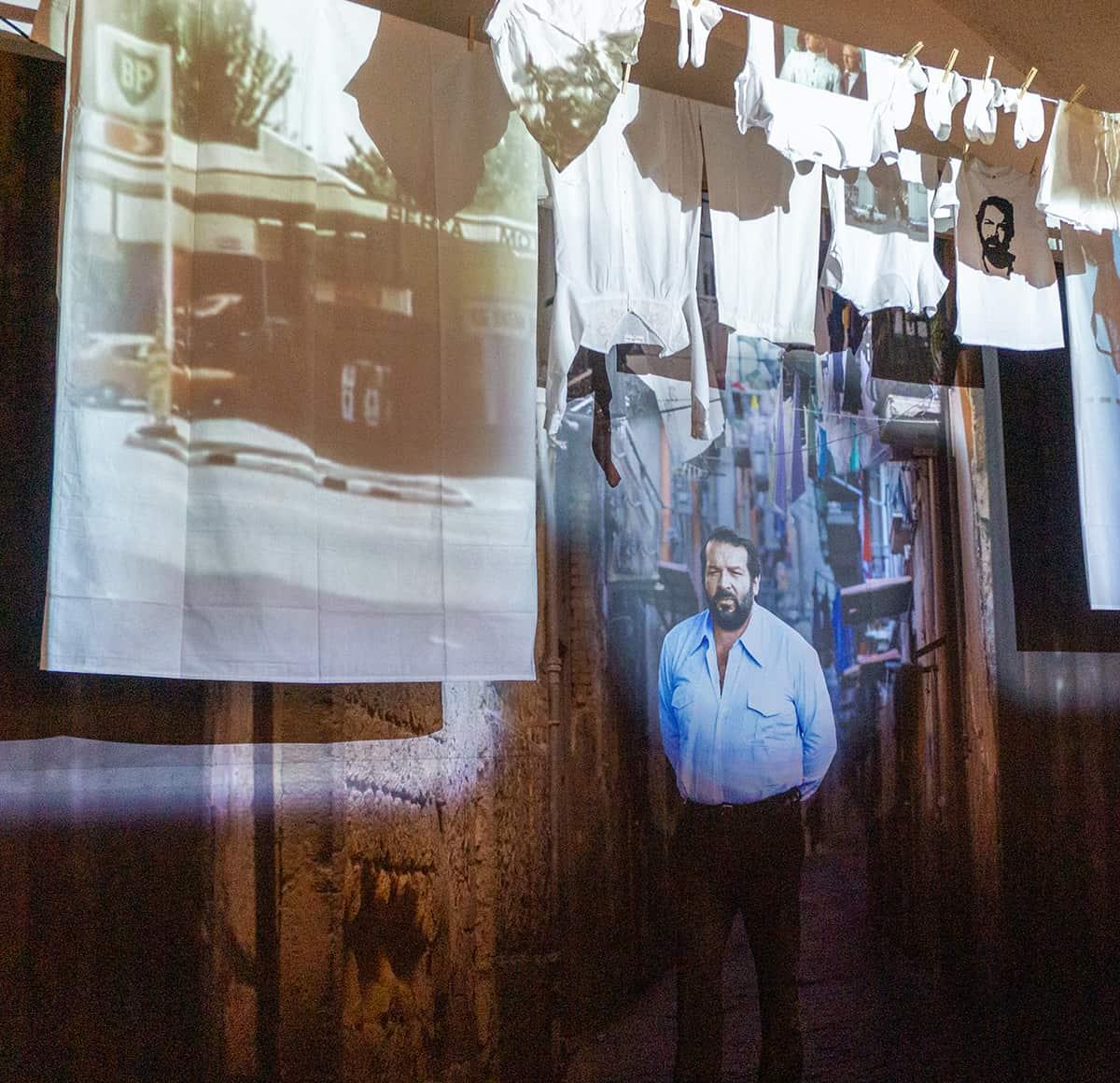Bud Spencer Museum - Plattfuss
