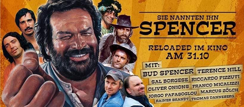 Bud Spencer zurück im Kino mit Sie nannten ihn Spencer