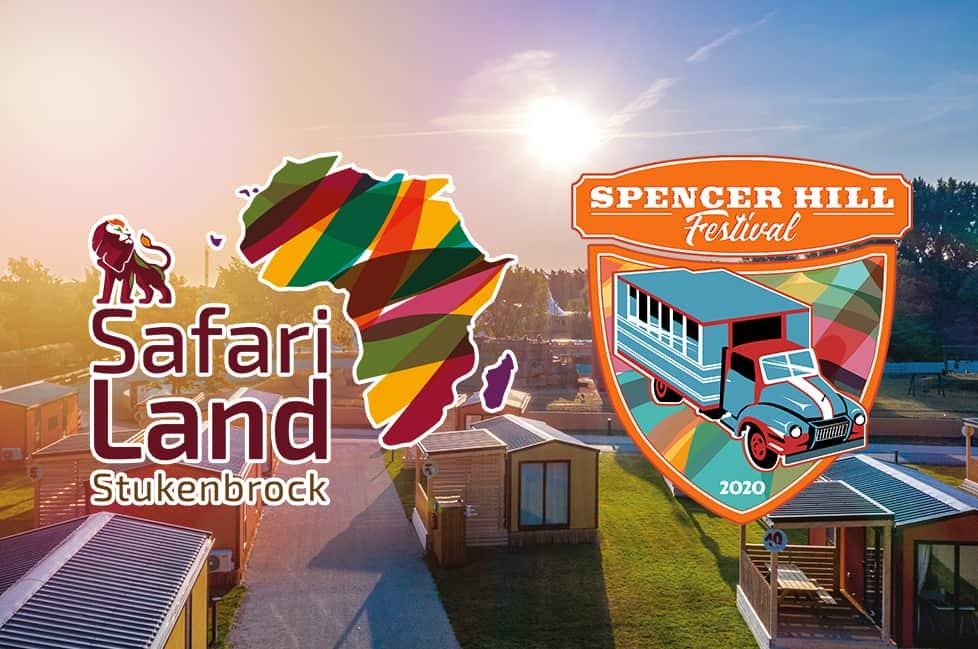 Safariland Stukenbrock zusammen mit dem Spencerhill Festival