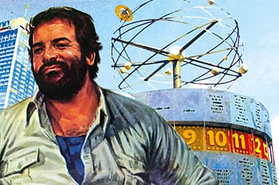 Bud Spencer in Berlin
