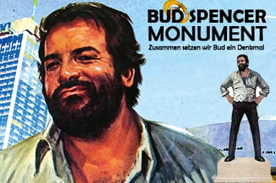 Bud Spencer Monument