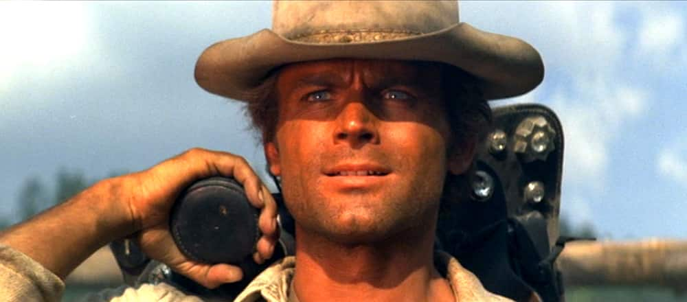 Terence Hill wird 80