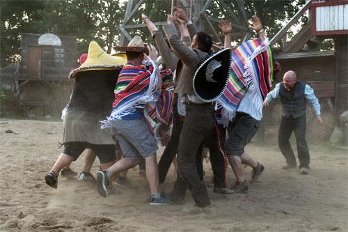 Stuntshow SpencerHill Festival