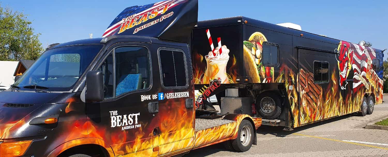 Food Truck The Beast - SpencerHill Festival