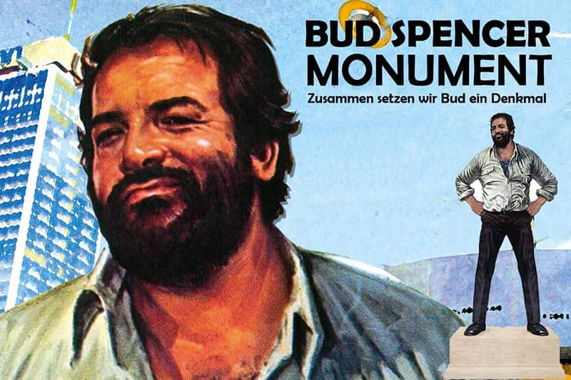 Wir setzn Bud Spencer ein Denkmal