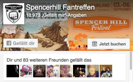 Unsere Bud Spencer und Terence Hill Fantreffen Facebook Seite