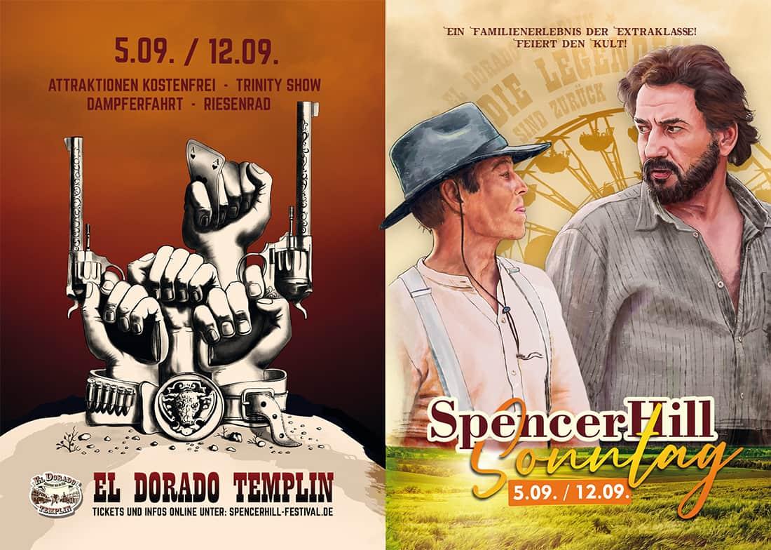 Spencerhill Sonntag