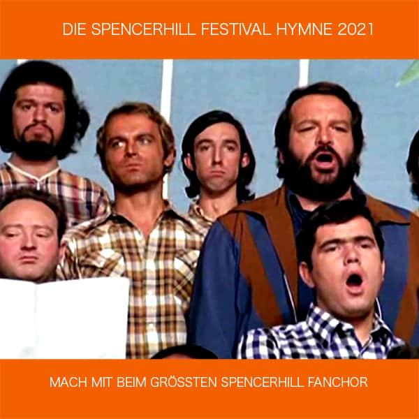 Der grösste Spencerhill Fanchor - Die Spencerhill Festival Hymne