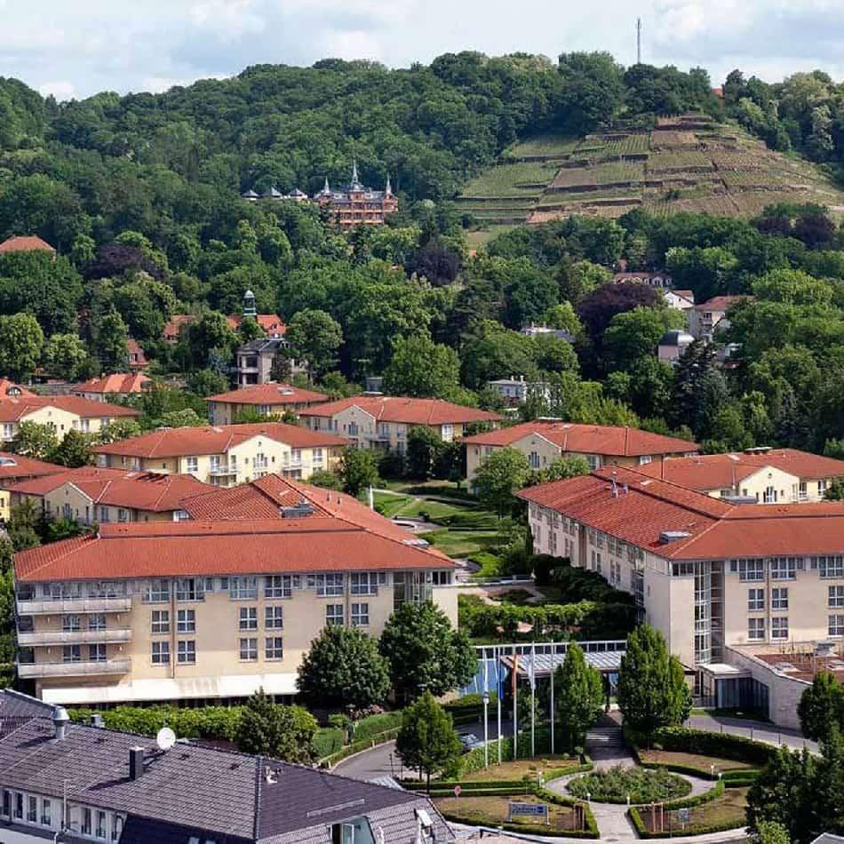 Raddison Blue in Radebeul