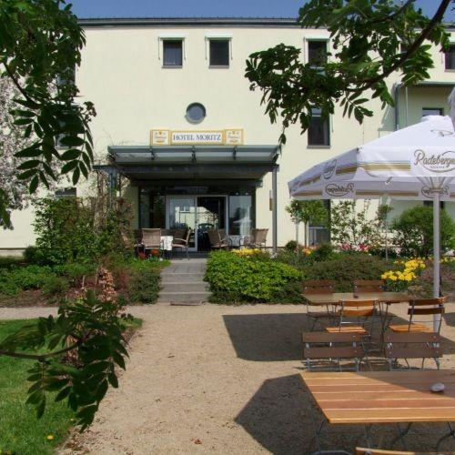 Hotel Moritz Ansicht