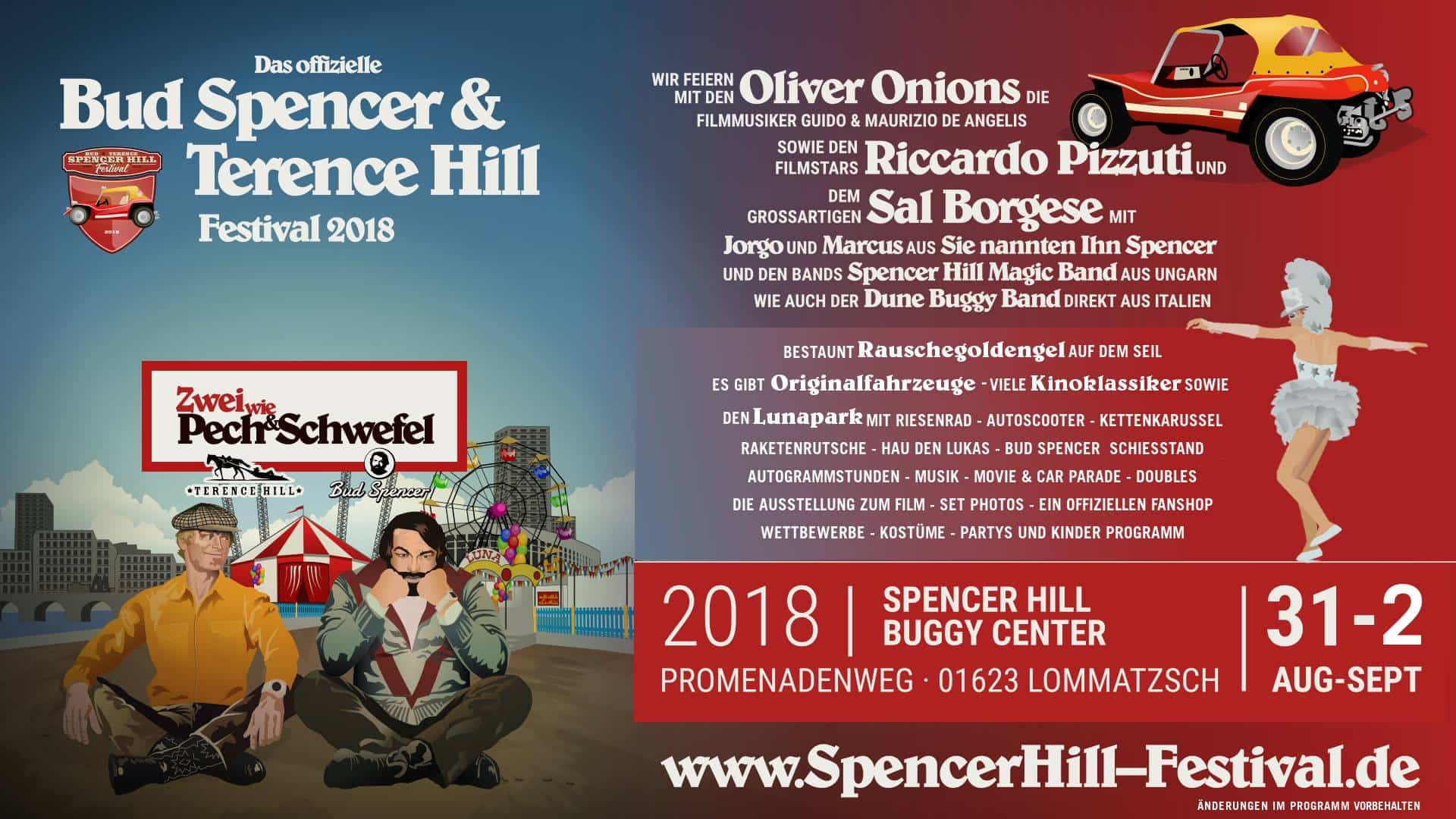 Spencer Hill Festival
